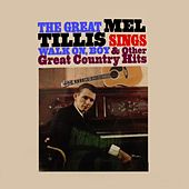 Sings Walk on, Boy & Other Great Country Hits de Mel Tillis