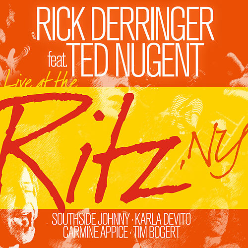 Live At The Ritz, NY by Various Artists