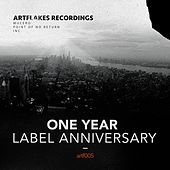 One Year Label Anniversary de Various Artists