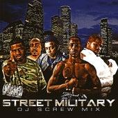 Dj Screw Mix by Street Military
