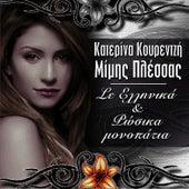 Se ellinika kai rosika monopatia von Katerina Kourentzi (Κατερίνα Κουρεντζή)