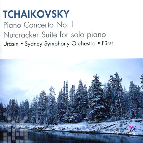 Tchaikovsky: Piano Concerto No. 1, Nutcracker Suite For Solo Piano by János Fürst