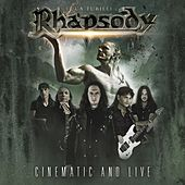Prometheus - Cinematic and Live by Luca Turilli's Rhapsody