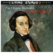 Chopin: Ballades by Arthur Rubinstein