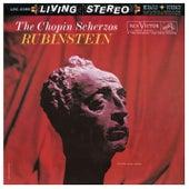 Chopin: Scherzos by Arthur Rubinstein