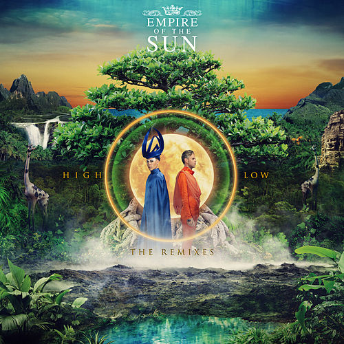 High And Low (The Remixes) de Empire of the Sun