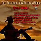 The Pioneers of Country Music, Vol. 4 (The 1950's) de Various Artists