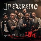 Quid Pro Quo (Live) von In Extremo