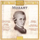 Mozart (50 Golden Moments of Classical Music) by Various Artists