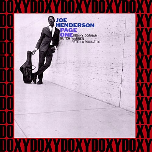 Page One (The Rudy Van Gelder Edition, Remastered, Doxy Collection) von Joe Henderson