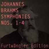 Brahms: Symphonies Nos. 1 - 4 (Furtwängler Edition) by Wilhelm Furtwängler