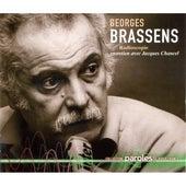 Radioscopie: Jacques Chancel reçoit Georges Brassens de Georges Brassens