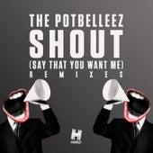 Shout (Say That You Want Me) (Remixes) von The Potbelleez