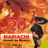 20 Cumbias Vol 2 by Mariachi Juvenil de Mexico
