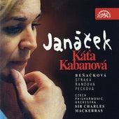 Janáček: Katya Kabanova. Opera in 3 Acts by Various Artists