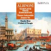 Albinoni: Complete Oboe Concertos de Various Artists
