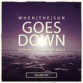 When The Sun Goes Down, Vol. 5 (Deep House Essentials 2016) by Various Artists