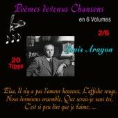 Poèmes devenus chansons, vol. 2 (20 titres) de Various Artists