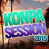 Konpa session 2015 by Various Artists
