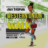 Western Union Walk- Single by Jah Thomas