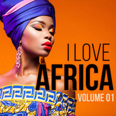 I Love Africa, Vol. 1 by Various Artists