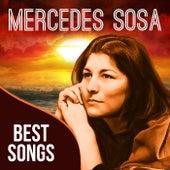 Best Songs by Mercedes Sosa