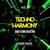 Techno Harmony, Vol. 3 (Hard Techno Collection) by Various Artists