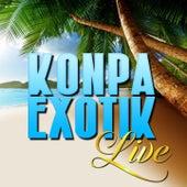 Konpa Exotik Live de Various Artists