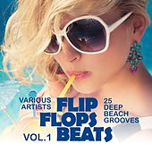 Flip Flops Beats (25 Deep Beach Grooves), Vol. 1 by Various Artists