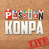Passion Konpa Live by Various Artists