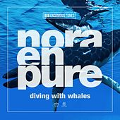 Diving with Whales von Nora En Pure