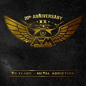 20 Years - Metal Addiction de Various Artists