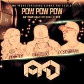Pow Pow Pow (Remixes) by Mr. Vegas