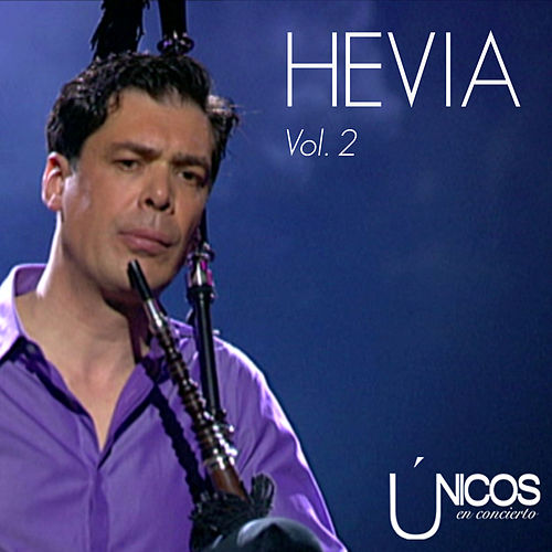 Únicos en Concierto (Vol. 2 (En Directo)) de Hevia