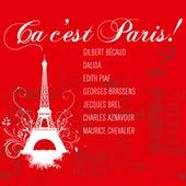 Ca c'est Paris Vol. 2 von Various Artists