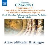 Cimarosa: Atene edificata: II. Allegro de Czech Chamber Philharmonic Orchestra Pardubice