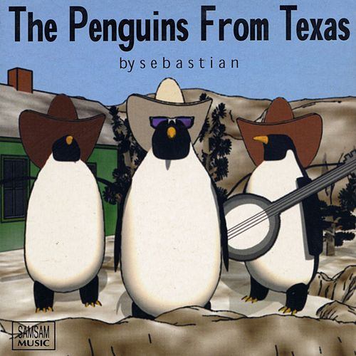 The Penguins from Texas van Sebastian Lightfoot