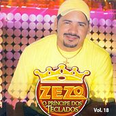 O Príncipe dos Teclados, Vol. 18 von Zezo