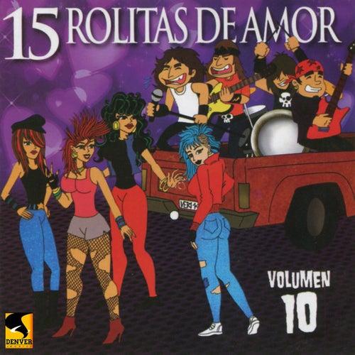 gratis 15 rolitas de amor vol.1
