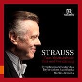 R. Strauss: Eine Alpensinfonie & Tod und Verklärung (Live) von Symphonie-Orchester des Bayerischen Rundfunks