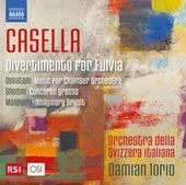 Casella: Divertimento per Fulvia, Op. 64 by Orchestra Della Svizzera Italiana
