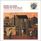 Mose Allison Takes to the Hills de Mose Allison