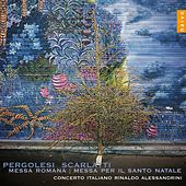 Pergolesi - Scarlatti: Messe de Various Artists