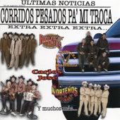 Corridos Pesados Pa Mi Troca by Various Artists