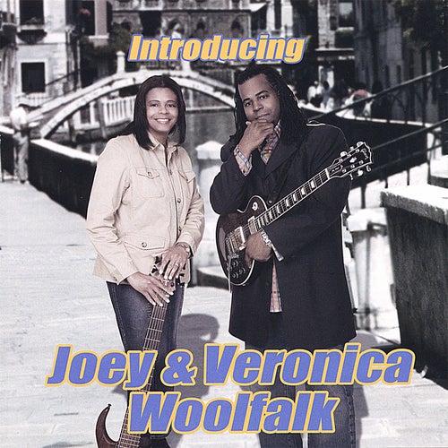 Introducing Joey & Veronica Woolfalk by Joey