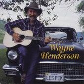 Les Pick - Hh-1357 by Wayne Henderson