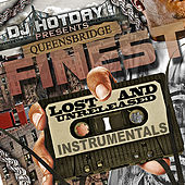 Dj Hotday Present Lost & Unreleased Instrumentals von Various Artists
