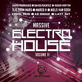 Massive Electro House, Vol. 11 di Various Artists