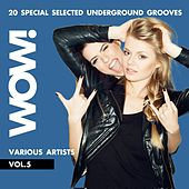 WOW! (20 Special Selected Underground Grooves), Vol. 5 de Various Artists