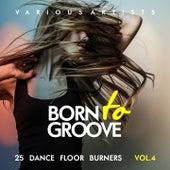 Born To Groove (25 Dance Floor Burners), Vol. 4 von Various Artists